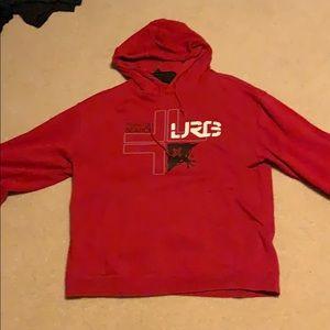UEC LRG Original Research Red Hoody